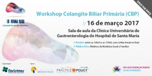 Workshop Colangite Biliar Primária