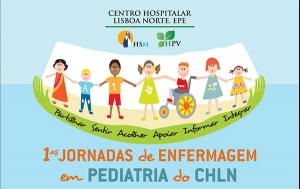 1as Jornadas de Enfermagem de Pediatria do CHLN